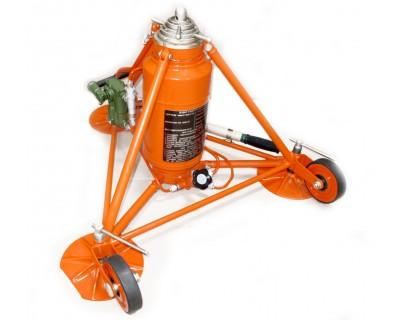 Hydraulic jack (type 8АТ-9907-00)