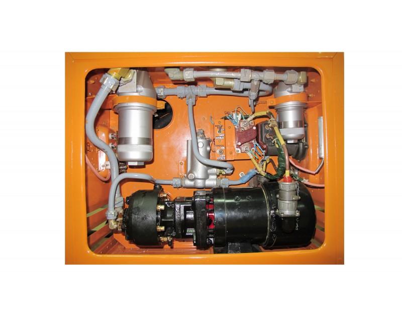 Onboard portable hydraulic installation 246-9977-00