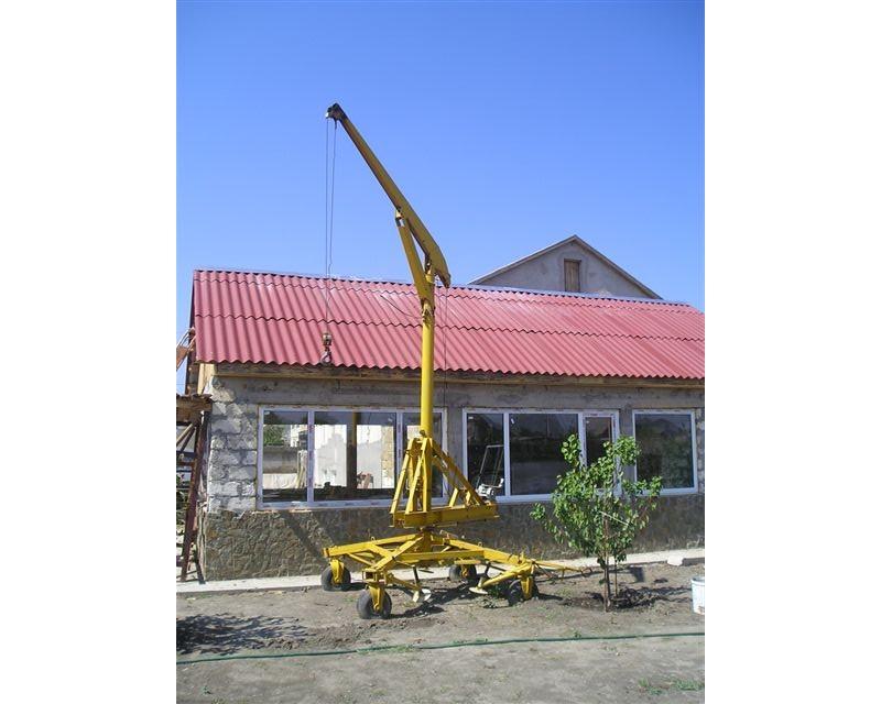 Unified crane (type А110(М)-0000 (УПК-300М)