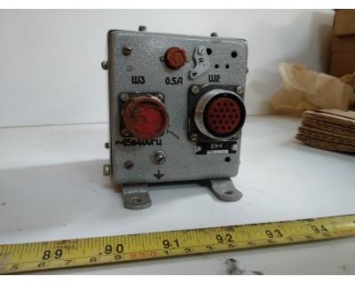 Amplifier unit BU-1