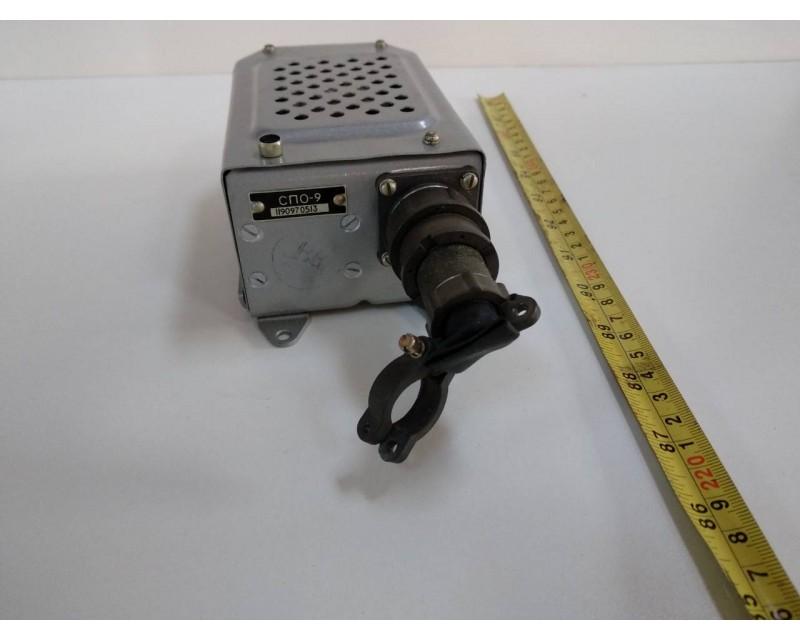 Static converter SPO-9