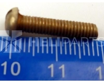 Round head screw 4-18-cd
